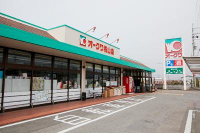 オークワ桃山店写真