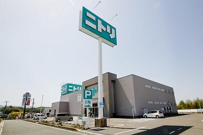 ニトリ田辺バイパス店写真