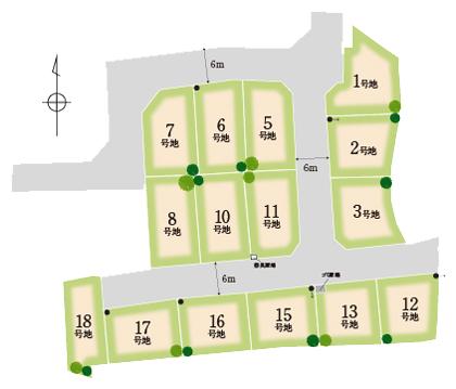 宮2期区画図