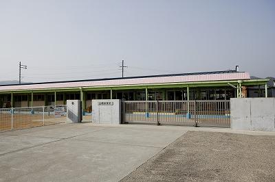 山崎保育所写真