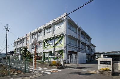 山崎小学校写真