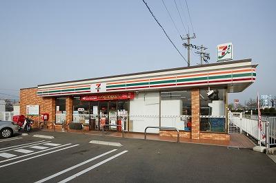 セブンイレブン岩出中島店写真