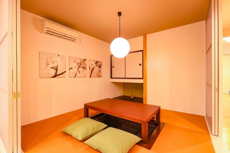 美しい家-和室