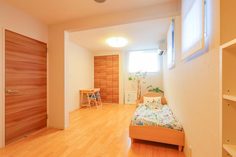 美しい家-子ども部屋