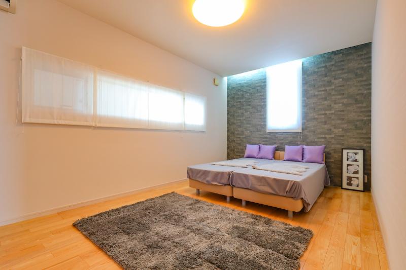 美しい家-寝室