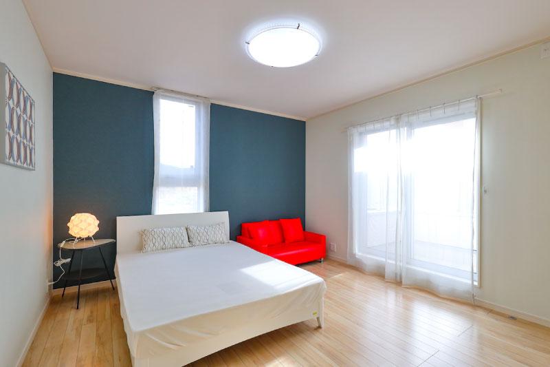 ファミリカ-寝室